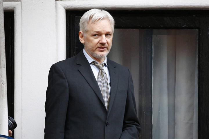 WikiLeaks-Gründer Julian Assange will seine Quellen nicht verraten.