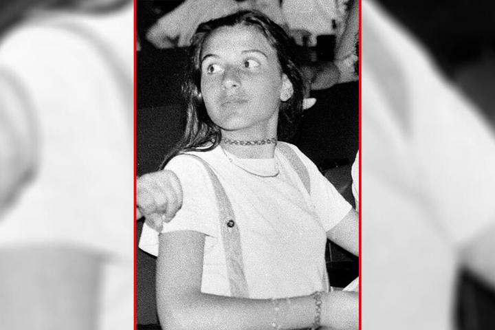 Das undatierte Foto zeigt die italienische Teenagerin Emanuela Orlandi, Tochter eines Vatikan-Hofdieners.