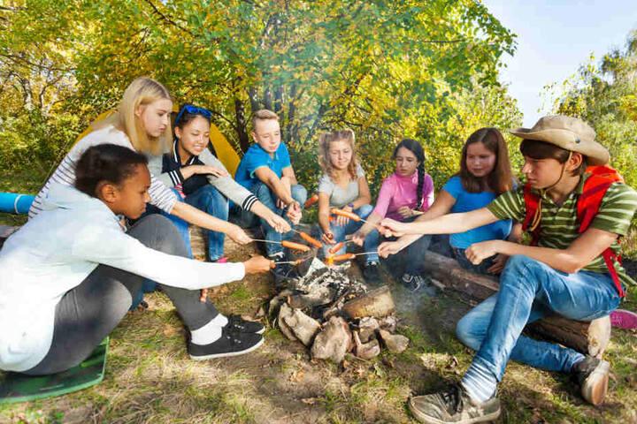 Die Messe bietet Urlaubsideen für Kinder und Jugendliche.