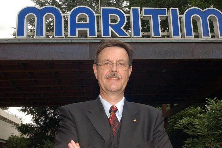 Gerd Prochaska, Geschäftsführer der Maritim-Hotelkette.