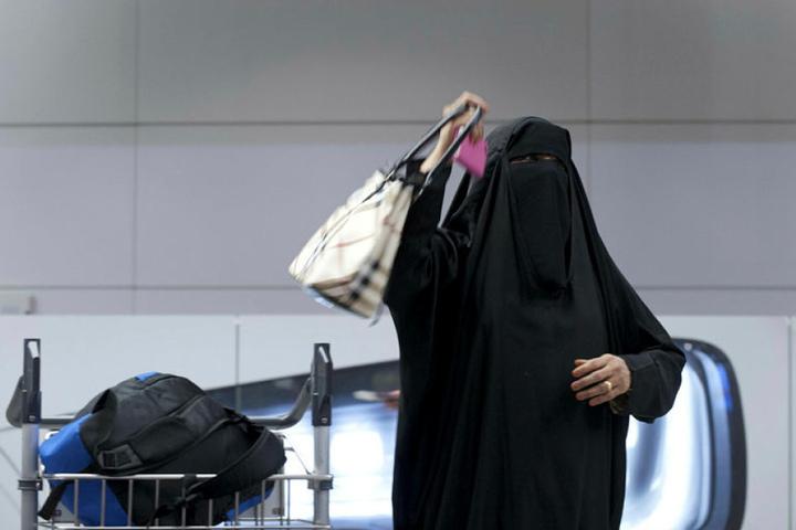 Gibt es in Sachsen bald ein Burka-Verbot an bestimmten Plätzen?