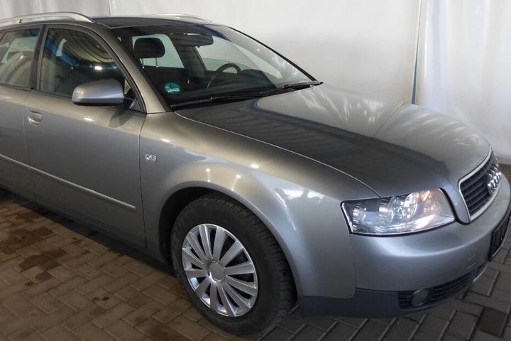 Der gestohlene Audi A4 8E Avant.
