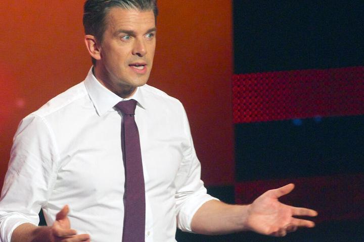 """Markus Lanz hatte Elyas M'Barek im Jahr 2013 in einer Sendung von """"Wetten, dass..?"""" zu Gast."""