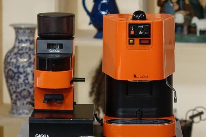 Um diese Espresso-Maschine geht es am Donnerstag bei Bares für Rares.