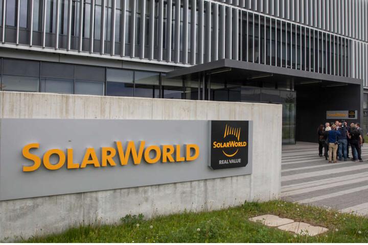 SolarWorld in Arnstadt kann man mieten.