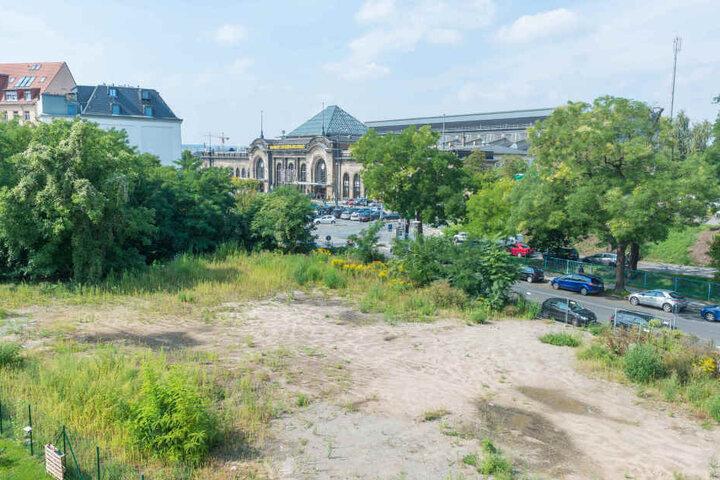 """Das """"Moxy Hotel"""" kommt nach Dresden nähe Neustädter Bahnhof."""