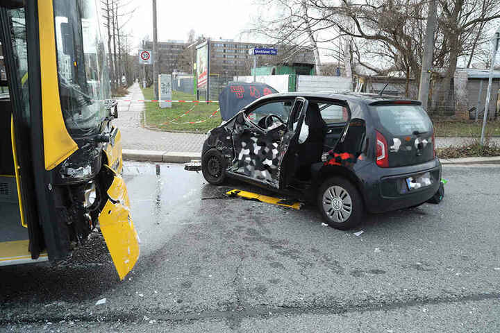 Wie genau es zu dem Unfall gekommen ist, ist noch unklar.