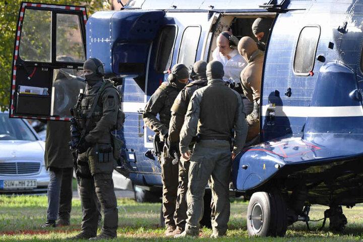 Schütze Stephan B. gestand die Tat und auch das rechtsextremistische Motiv.