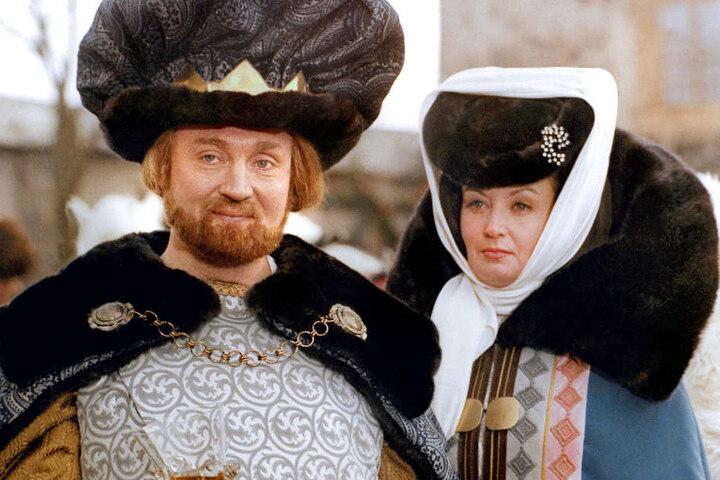 Der einstige Prinz Pavel Travincek schlüpft in der neuen Familienshow in die Königsrolle. Die hatte im legendären Märchenfilm Rolf Hoppe gespielt.