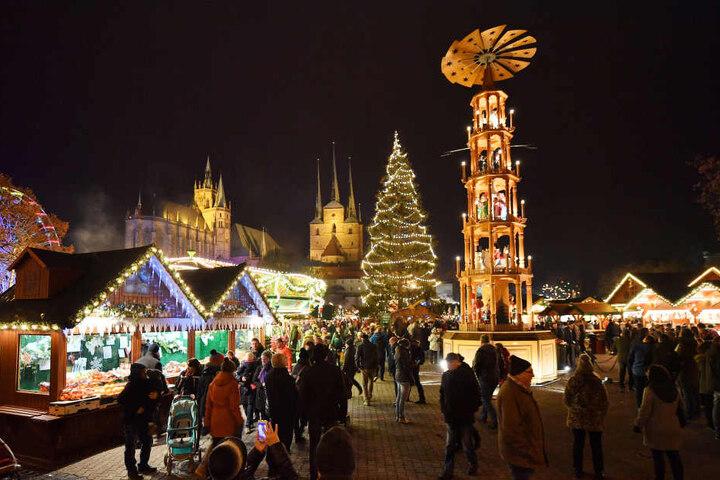 Nur noch am Samstag kann man für ein paar Stunden über Deutschlands schönsten Weihnachtsmarkt schlendern.