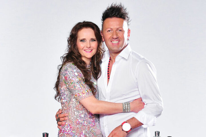 """Ausgerechnet mit ihm: Ennesto Monté (42) ist derzeit noch im """"Sommerhaus der Stars"""" an der Seite von Ex-Freundin Helena Fürst (43) zu sehen."""