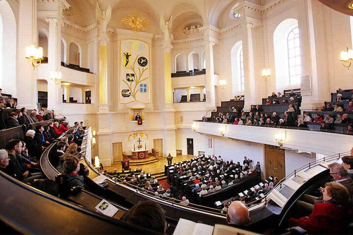In der Annenkirche erklingt zum Jahresende Bach.