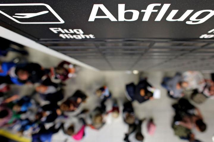 Der Flughafen Leipzig-Halle meldete in den ersten neun Monaten 2018 schon knapp 2 Millionen Passagiere.