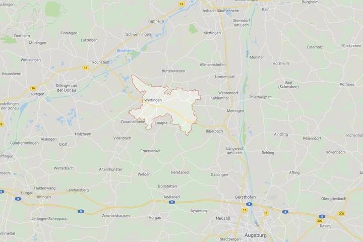 In Wertingen in der Gemarkung Gottmannshofen wurde ein Fall der Hasenpest nachgewiesen.