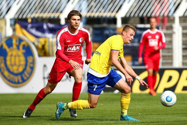 Sie straucheln weiter: Lok Leipzig ist seit sieben Spielen ohne Dreier.