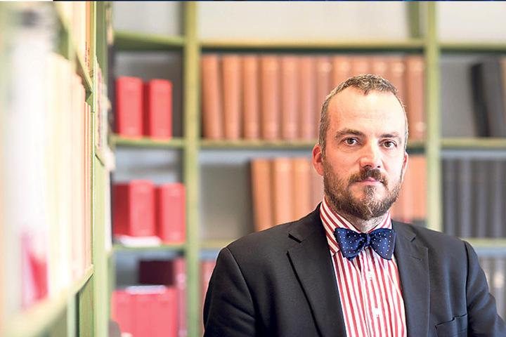 """""""Das Angebot ist eine Ohrfeige für die Mieter"""": Klare Worte von Rechtsanwalt  Gerhard Rahn (44)."""