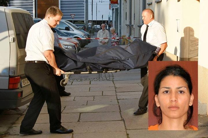 Weltweit gesucht: Hayet K. (32) soll den Mörder ihres Mannes Michael K. (51) angestiftet haben.