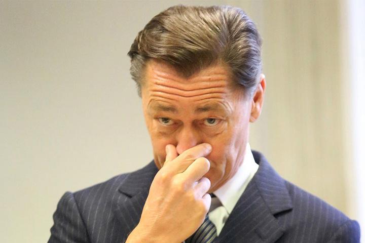 Thomas Middelhoff sitzt eine Haftstrafe im offenen Vollzug ab.