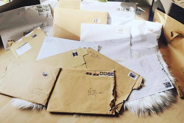 Fast 4000 Blätter haben die Fans schon geschrieben.