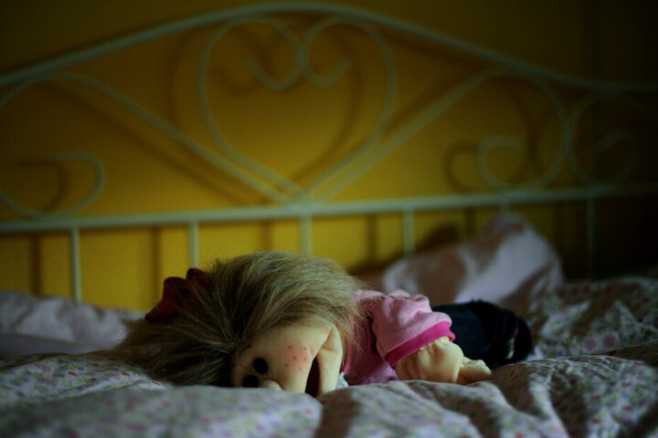 Der Vater hatte seine Tochter immer wieder sexuell missbraucht. (Symbolbild)