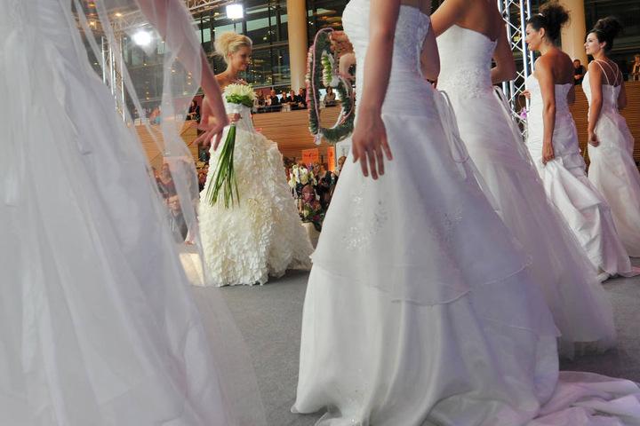 Alles rund um die perfekte Hochzeit findet sich auf der Messe.