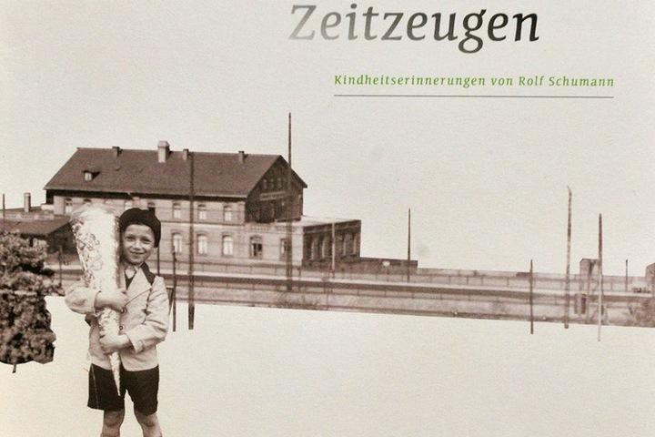 """Kommt die Summe von rund 2600 Euro zusammen, steht """"Eine Kindheit in Chemnitz"""" bald im Buchhandel."""