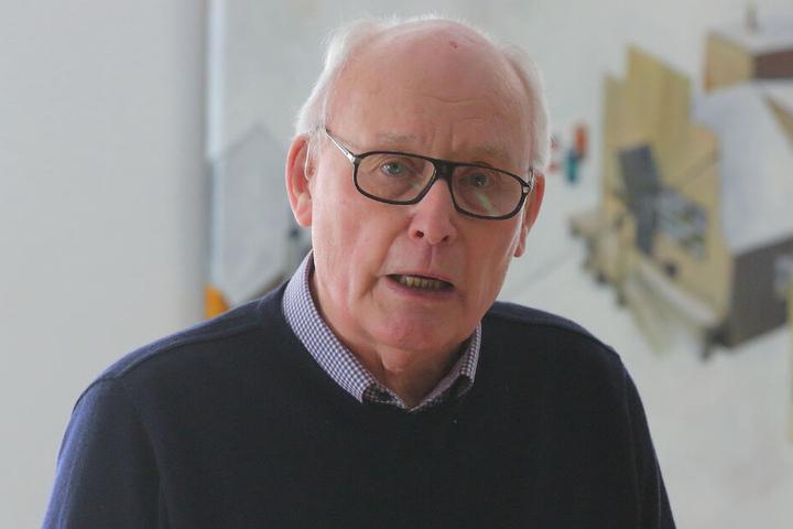 Objektverwalter Ernst Timmer hat der Bienertmühle neues Leben eingehaucht.