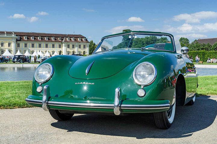 Schmuckstücke, wie dieser Porsche 356 Speedster, locken Oldtimer-Fans an. Aber  leider auch Betrüger.