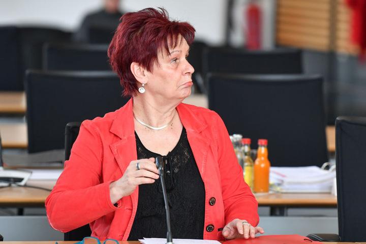 Birgit Klaubert gab zu falsche Angaben gemacht zu haben.