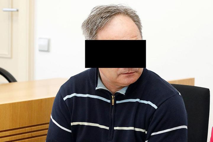 Tomasz J. (47) attackierte einen Kollegen mit Pfefferspray.