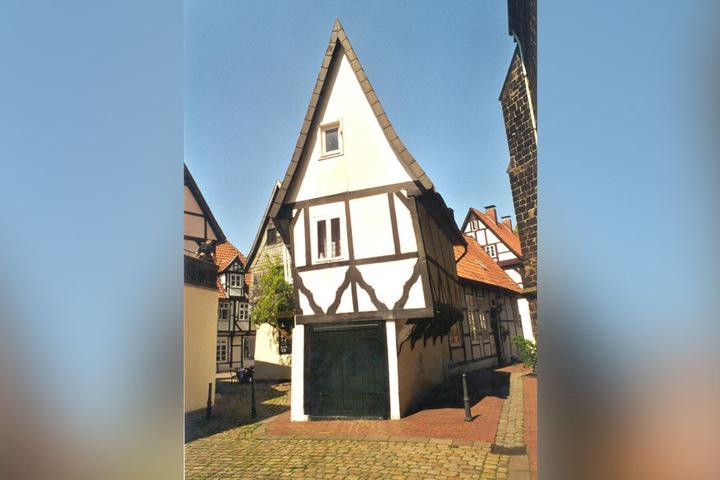 Das Windloch wurde Ende des 15. Jahrhunderts gebaut und war früher die Wohnung des Wächters und Türmers der Kirche St. Martini.