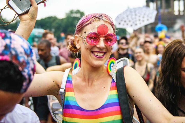 Der Christopher Street Day erinnert an den Aufstand von Schwulen und Lesben gegen Diskriminierung 1969 in New York.