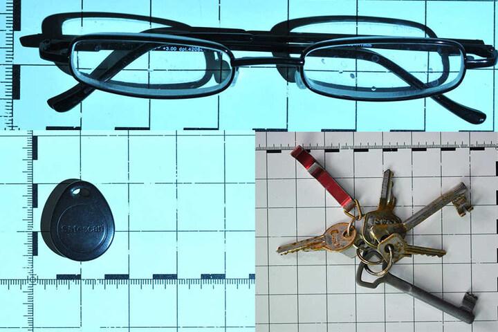 Der Tote aus der Elbe hatte Brille, Transponder und Schlüsselbund bei sich.