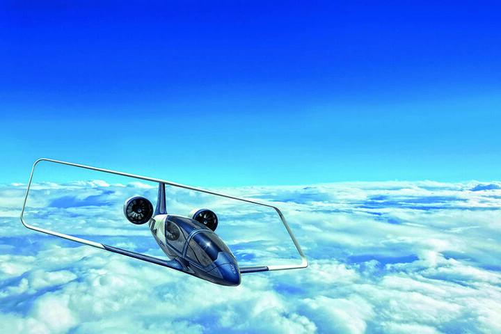 Ab 2024 soll das Silent Air Taxi regelmässig in der Luft sein.