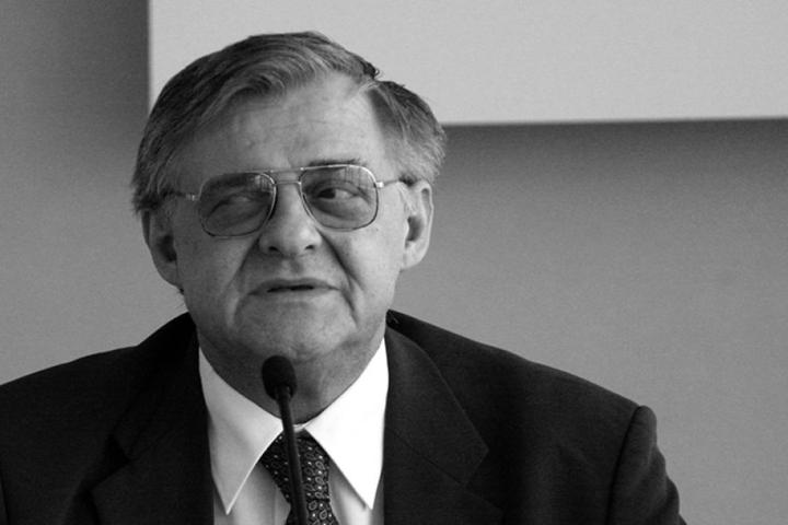 Dietmar Hellmann, Vater von Sören Pellmann, verstarb im Mai 2017.