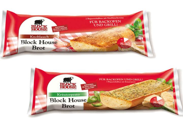 Rückruf: Block House Brot kann Maschinenkleinteile enthalten!