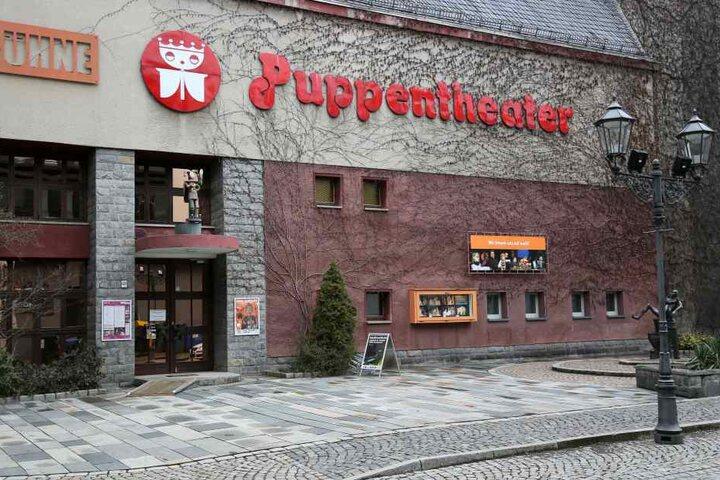 Beim Puppentheater Zwickau ist eine anonyme Spende eingegangen.
