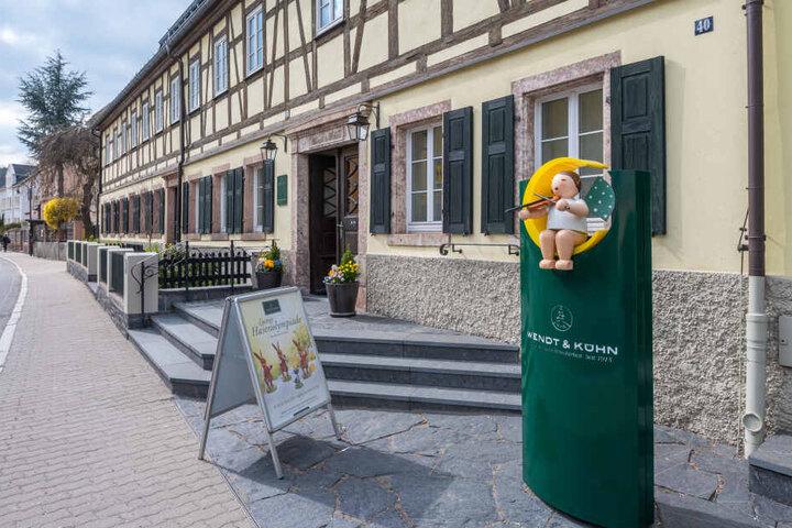 Von Grünhainichen in alle Welt: In seiner über 100-jährigen Geschichte hat sich Wendt & Kühn auch international einen Namen gemacht.
