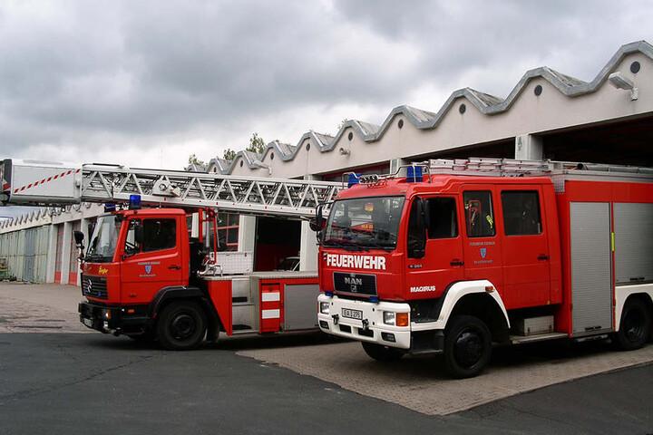 Die Feuerwehr Eisenach öffnet ihre Tore am Tag der Deutschen Einheit.