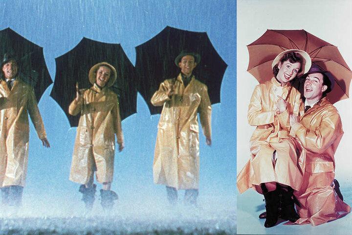 """Ihren Durchbruch hatte sie mit dem Musical """"Singin' in the Rain."""