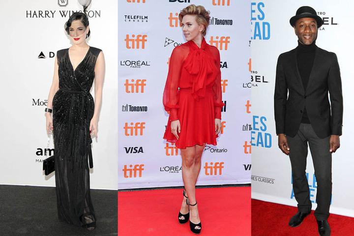 Dita von Teese, Scarlett Johansson und Aloe Blacc haben sich an der neuen Benefiz-CD beteiligt.