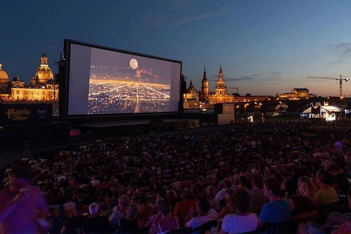 Auch in diesem Jahr waren die Filmvorführungen vor atemberaubender Altstadt-Kulisse wieder sehr gut besucht.