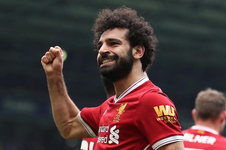 Alle Augen werden sich auf Mohamed Salah richten.
