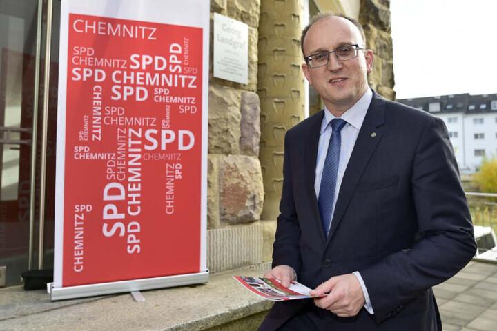 Der Pro-Chemnitz-Antrag, den Förderpreis abzuschaffen, empört SPD-Stadtrat  Jörg Vieweg (46).
