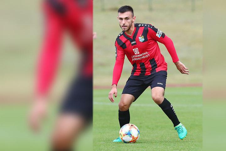 Im Test gegen Arka Gdynia stand Ioannis Karsanidis noch auf dem Platz. Gegen Alanyaspor zog er sich eine schwere Knieverletzung zu. Die Drittliga-Hinrunde findet ohne ihn statt.