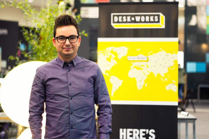 Waldemar Ariel Gala war mit 18 Jahren obdachlos und ist heute Selfmade-StartUp-Millionär.
