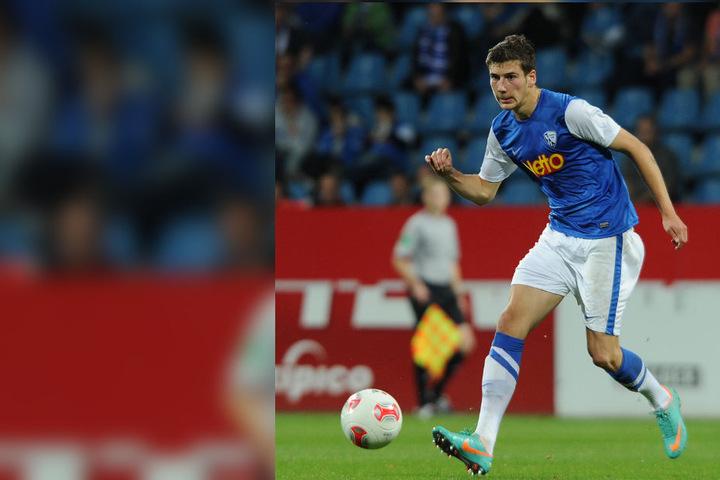 Leon Goretzka ist in Bochum geboren und spielte lange Zeit für den VfL. (Archivbild)