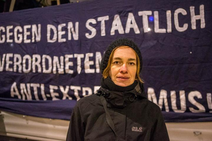 Linken-Abgeordnete Juliane Nagel (41).