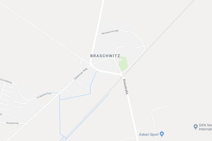 Der Vorfall ereignete sich am Bahnübergang in Braschwitz bei Halle (Saale).