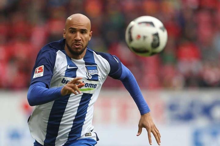 Bis zum Ende der Saison 2016/17 spielte Brooks für die Hertha.
